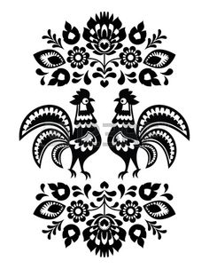 You can try this Folk Art Embroidery One of part from Folk Art Floral Embroidery Patterns Ideas. Simple way to get another Pattern by visit my full Website Gallery Website! Floral Embroidery Patterns, Folk Embroidery, Embroidery Designs, Indian Embroidery, Embroidery Stitches, Art Floral, Motif Floral, Folklore, Bordado Popular