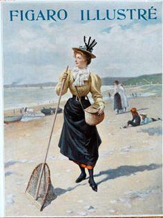 """""""Figaro Illustre 1899"""""""