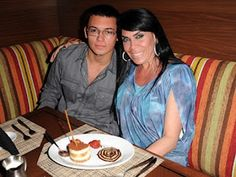 Renee and her son Bravo Housewives, Mob Wives, Forgive, Housewife, Boss Lady, Gossip, Addiction, Tv Shows, Dishes