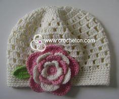 free children's crochet hat patterns | How To Crochet » CROCHETED CHILDREN'S HATS