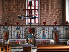Górowo Iławeckie - kościół, ikonostas