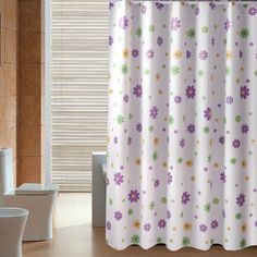 free shipping,(different size) fower Shower curtain waterproof thermal bathroom curtain window curtain partition curtain