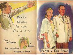 Peron y Evita- Children's book Argentina