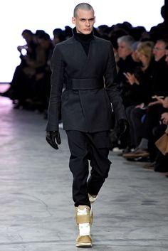 Rick Owens Fall 2013 Menswear Fashion Show