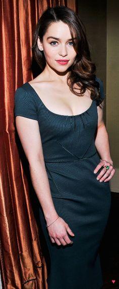 Emilia Clarke ♥                                                                                                                                                                                 More