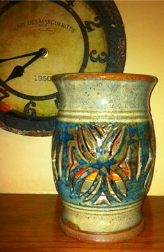 Gorgeous Handmade Pottery  Goodwill Find!