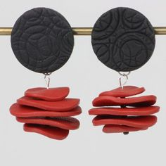 Josephine Polymer Clay Earrings – Artful Jeweler
