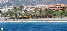 El Ayto. de Motril pide a Costas celeridad en los trabajos de regeneración en las playas de Poniente y Granada