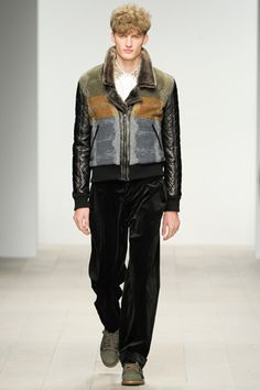James Long Fall 2012 Menswear