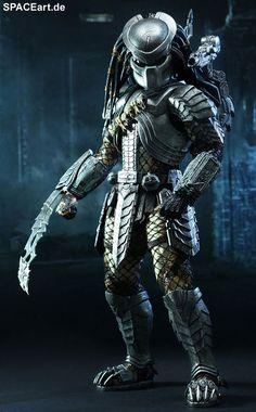 Alien vs. Predator: Scar Predator 2.0 - Deluxe Figur, Fertig-Modell, http://spaceart.de/produkte/avp007.php