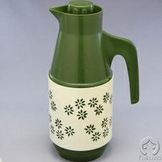 Mullsjo プラスチック魔法瓶 Dacapa (スウェーデン製)