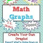 Bar Graphs , Line Graphs , and Pictographs Over 20 fun and creative graphing lessons, complete with graphing samples, Common Core questions, pictog...