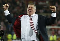 Sam Allardyce's man management and innovation have made the Sunderland boss front-runner for England job