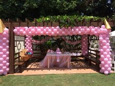 Festa infantil barbie princesa