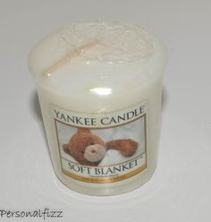 Yankee Candle Votive soft blanket