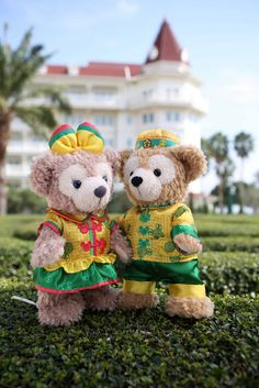 :Hong Kong Disneyland: Duffy & Shellie May outfit!! There so cute