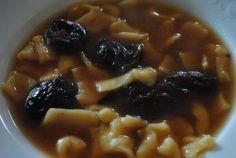 Recept: Slivková polievka | Nebíčko v papuľke