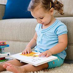 Toddler Books for Big Emotional Milestones:  (via Parents.com)