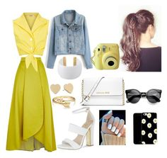 """Sammer Look"" by nasstya1d ❤ liked on Polyvore"