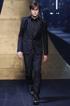 Philipp Plein Fall 2016 Menswear Fashion Show Collection