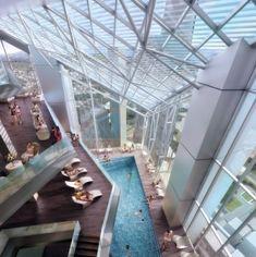 Futuristic Architecture, Tower, Skyscraper, Dancing Dragons, Seoul, South Korea, modern architecture, green building, future architecture by FuturisticNews.com