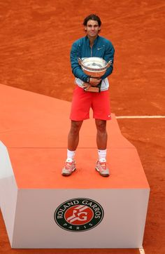 rafael nadal, campeon, roland garros, 2013. He did it!!! Now Wimbledon 2013, here we come