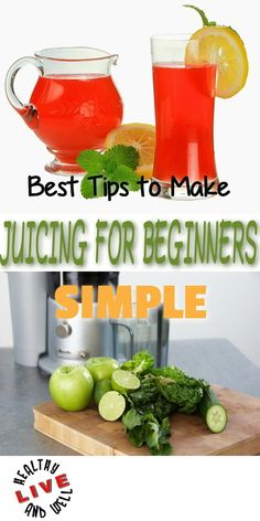 It's easy to see why juicing is super popular with health-conscious people all over the world. It is a healthy, natural way to get a big dose of vitamins and minerals into your body. Plus, while I love my fruit and veg, sometimes there are days when I simply don't eat enough of them. But if y...