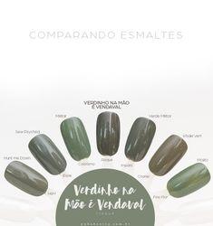 Comparando o Verdinho na Mão é Vendaval, Risqué (verdinhos militares) - Unha Bonita