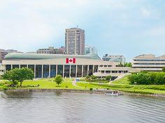 Musée de l'Histoire du Canada - Gatineau, Québec, Canada #blog #life #lifestyle #voyage #travel #trip #citytrip #expat #expatlife #culture #musée #MuséeDeLHistoireDuCanada #CanadianMuseumOfHistory #BoulevardDeLaConfédération #ConfederationBoulevard #Gatineau #Québec #Ottawa #Ontario #Canada http://mamzelleboom.com/2015/07/29/visiter-ottawa-ontario-gatineau-quebec-capitale-du-canada-en-un-week-end-de-2-jours/