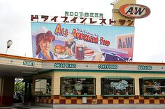 沖縄限定、日本初のファストフード店!「A&W」の驚きメニューランキング