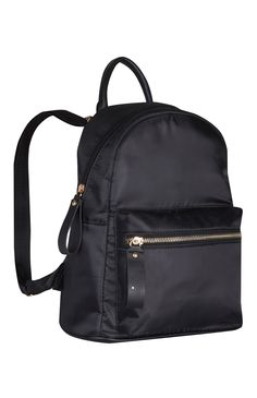 Mochila negra de nailon con cremalleras - Primark Galaxy Backpack, Mini Backpack, Laptop Backpack, Primark, Mochila Galaxy, Nylons, My Bags, Purses And Bags, Stationary Items