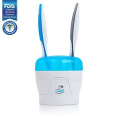 Amazon.com: Oral SteriClean UV DUO Toothbrush Sanitizer, FDA Listed Medical Device, Clinically Proven, #1 Doctor Recommended: Home & Kitchen | @giftryapp