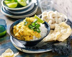 Healthy 30 minute meals-Indian fish curry