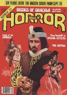 """Halls of Horror"" #24"