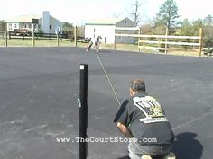 Tennis Court Lines (