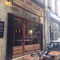 Le Lion Lilas - Restaurant-Bistrot Bordeaux, rue bouquière