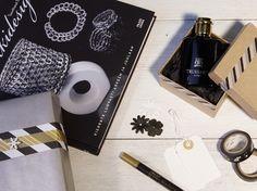 Tee itse upeita koruja ja asusteita juomatölkkien avausnipsukoista. Tölkkidesign-kirja, 27,95 €, Suomalainen Kirjakauppa, E-taso. Miesten tuoksu, Stockmann Beauty, 1. krs.