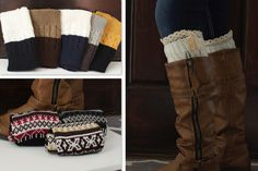Boot Cuff EXTRAVAGANZA - Just $7.99! - http://www.pinchingyourpennies.com/boot-cuff-extravaganza-just-7-99/ #Bootcuffs, #Pickyourplum, #Pinchingyourpennies