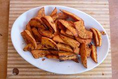Crispy Sweet Potato Fries (Weight Watchers)