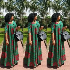 This account has been suspended for a while Latest African Fashion Dresses, African Dresses For Women, African Print Dresses, African Print Fashion, Africa Fashion, African Attire, African Women, Kitenge, Ankara Gowns
