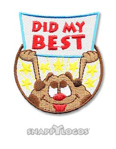 Did My Best Girl Scout Fun Patches, Cool Patches, Girl Scouts, I Am Awesome, Map, Girl Guides, Location Map, Brownie Girl Scouts, Peta