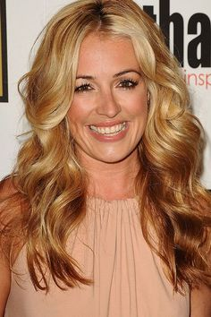 Celebrities with curly hair: A-list Girls with curls - Cat Deeley