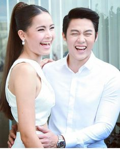 Mark Prin, Happy Pills, Thai Drama, Sweet Couple, Celebrity Couples, Handsome, Waves, Shit Happens, Scarlet