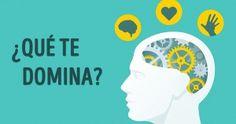 Test: ¿Qué tedomina... mente, manos ocorazón?
