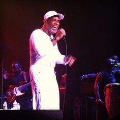 Frankie Beverly and Maze headlining the Summer Music Festival in Saint Louis