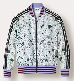 Le vestiaire sportswear de Mary Katrantzou x adidas Originals | Vogue