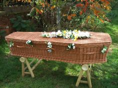 Willow Highsted coffin