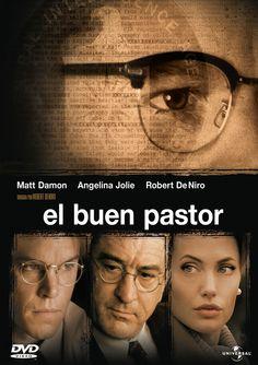 El buen Pastor [Vídeo (DVD)] / dirigida por Robert de Niro. Paramount Home Entertainment Spain, D.L. 2007