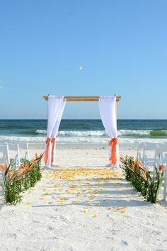 Affordable Destination Weddings   Destin FL Beach Weddings