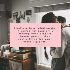 Who else believes in these types of relationships? #empoweringwomennow